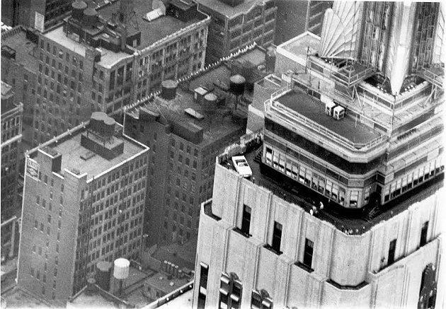 Ford汽車將於4月16、17兩日在美國紐約帝國大廈86樓景觀台發表全新第六代M...