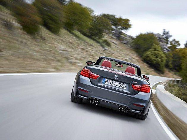 M4 Convertible整合主動式M款差速器,能提升循跡性與過彎的穩定性。 ...
