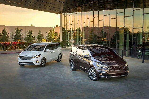 紐約車展Kia將發表全新世代Sedona。 Kia提供