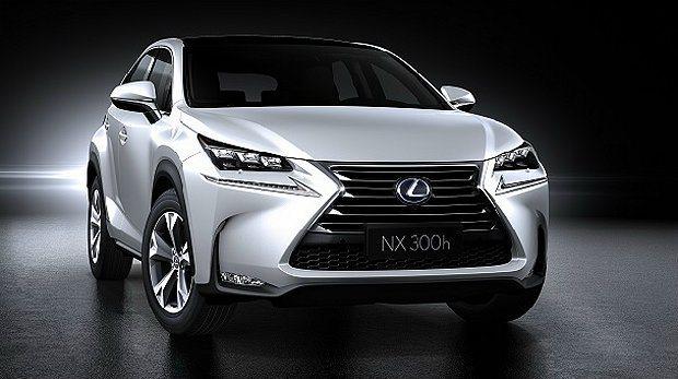 Lexus發表品牌首部小型豪華休旅車NX。 Lexus提供