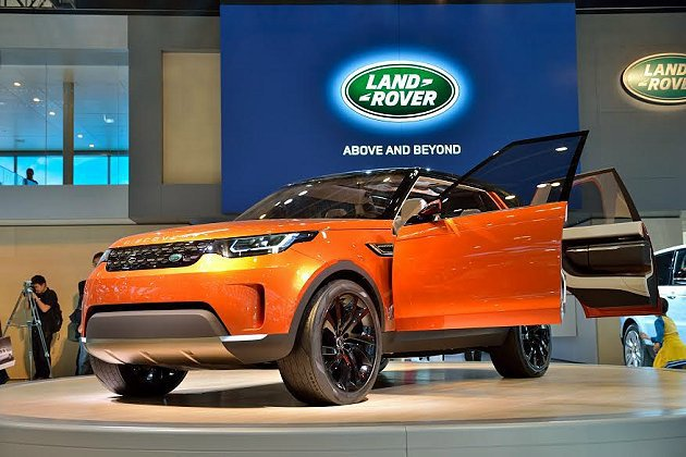 Discovery Vision是全新大改款Discovery Sport的雛型...