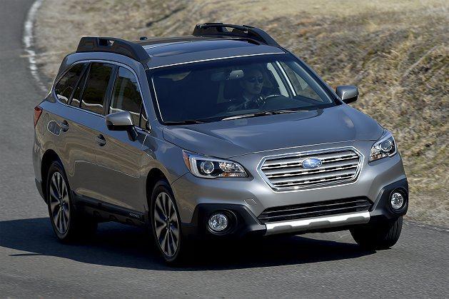 Subaru再次選在紐約車展中發表新一代Outback車款 Subaru提供