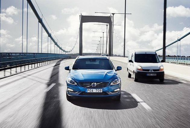 Volvo「Drive Me」自動駕駛汽車的計畫,有100輛的實驗車在一般日常使...