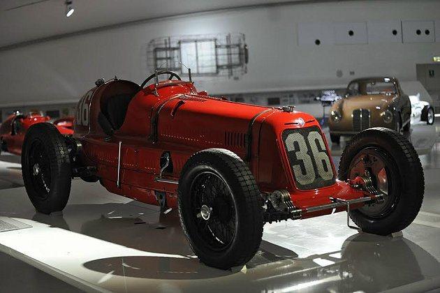 1934年款Maserati Tipo 8CM。 Maserati提供