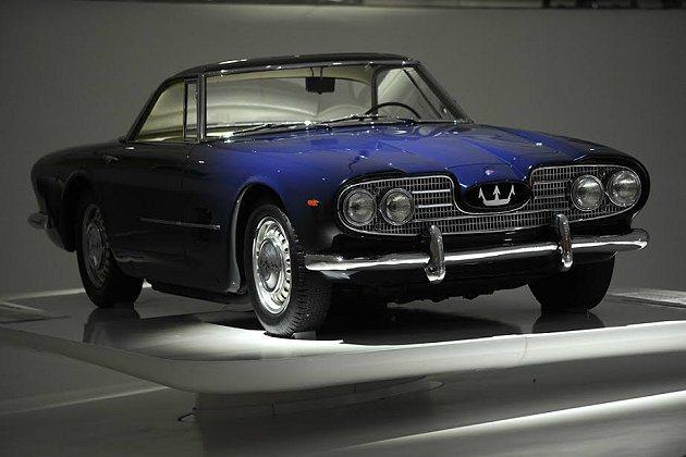 1959年款Maserati 5000 GT Scià di Persia To...