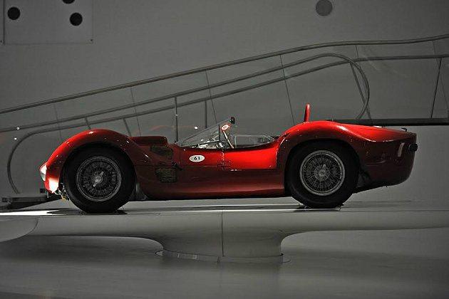 1960年款Maserati Tipo 60 Birdcage。 Maserat...