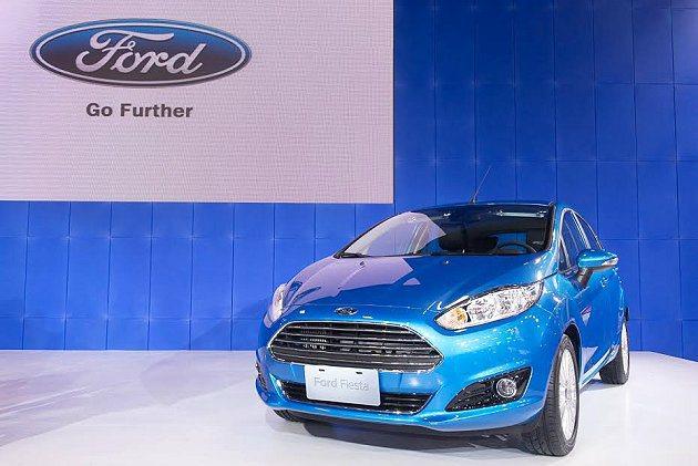 全新Fiesta 1.0升運動型,就搭載EcoBoost 1.0升渦輪引擎。 F...