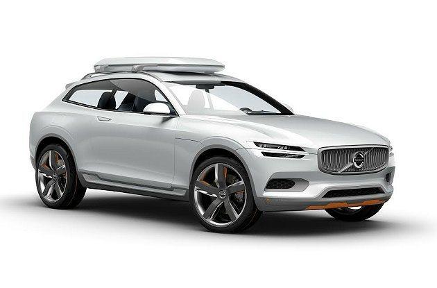 新一代XC90造型設計將取材自Concept XC Coupe概念車。 Volv...