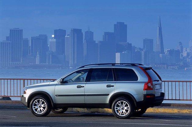 Volvo上一代Xc90在上市12年後正式走入歷史,上周停產。 Volvo提供