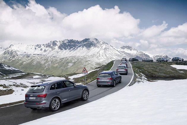 除了在德國市場的高需求量,在美國、加拿大、俄羅斯與中東等對於quattro車型都...