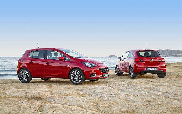 新世代Opel Corsa擁有更精進的操控感與舒適性,並採用全新底盤、引擎、變速...