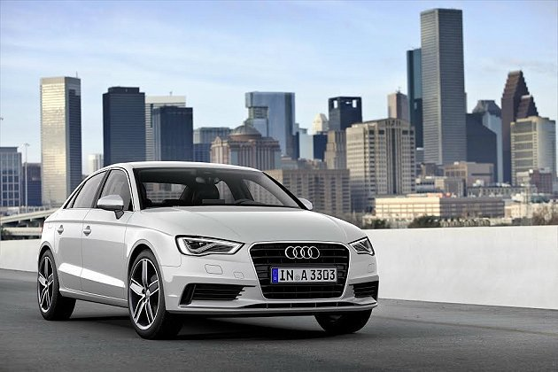 榮獲「2014 World Car of the Year」的Audi A3車系...