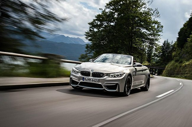 M4 Convertible預定10月在台發表,結合輕量化科技帶來靈巧而精準的操...
