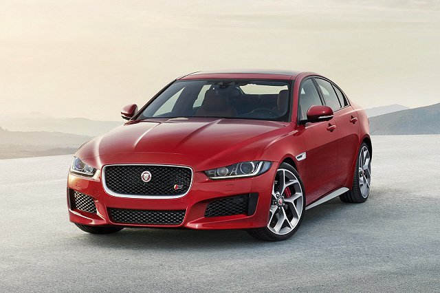 Jaguar XE也是車展焦點。 Jaguar提供