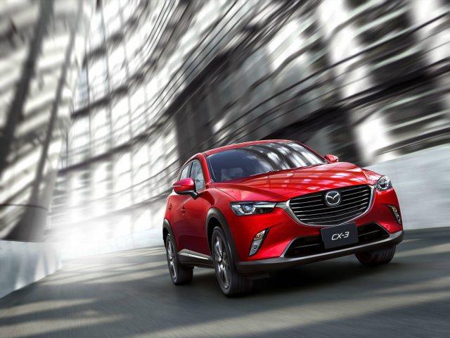 以Demio (Mazda2)底盤開發打造,融合新世代KODO魂動設計語彙以及S...