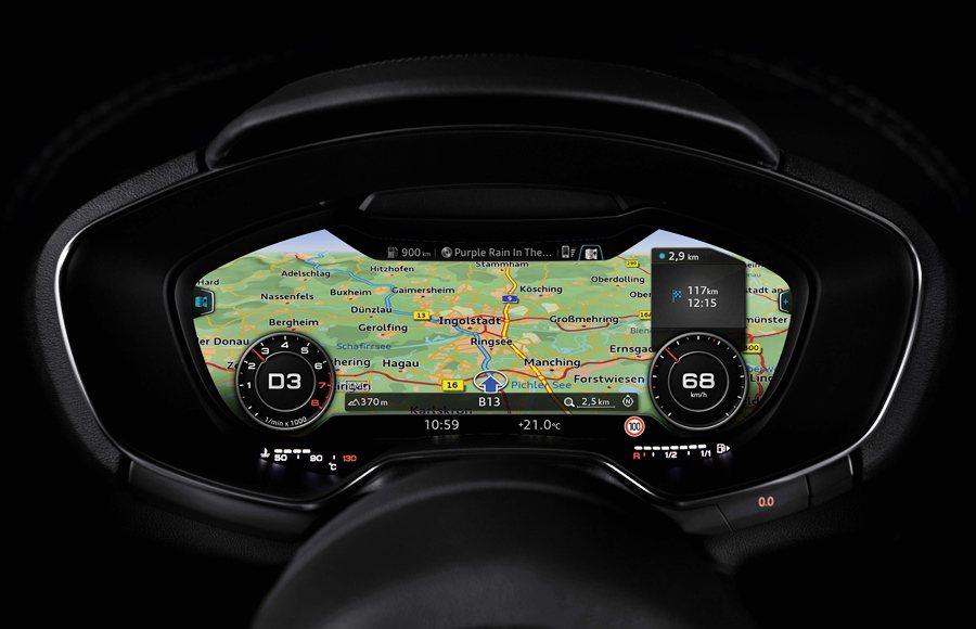 Audi除了A7領航駕駛概念車,還將展出全新Q7,以及LED雷射列陣照明技術,以...