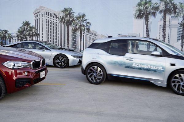 BMW自動停車技術相當成熟。 BMW提供