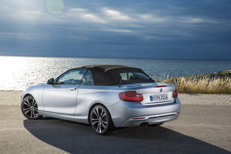 除了M235i xDrive七月才推出,其他等級二月後歐洲開賣。 BMW提供