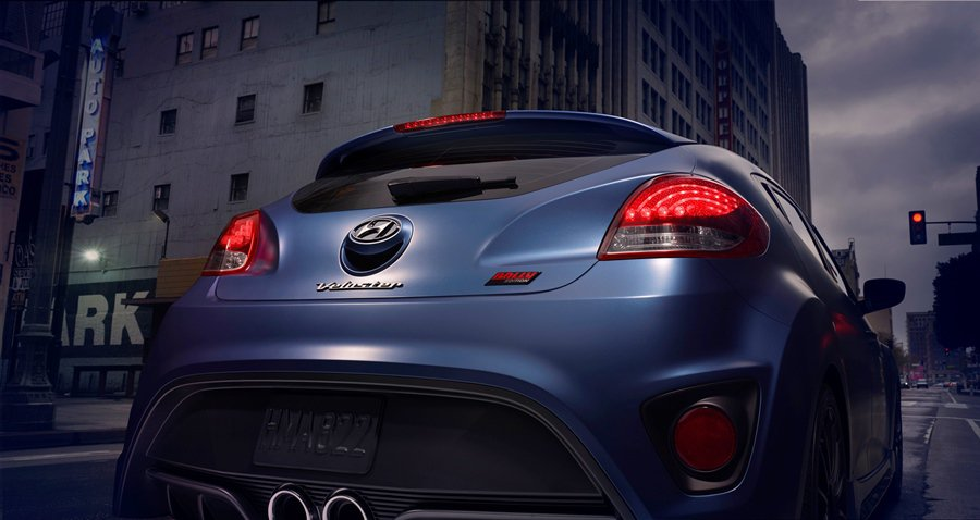 Veloster Rally Edition拉力版係以Veloster Turb...
