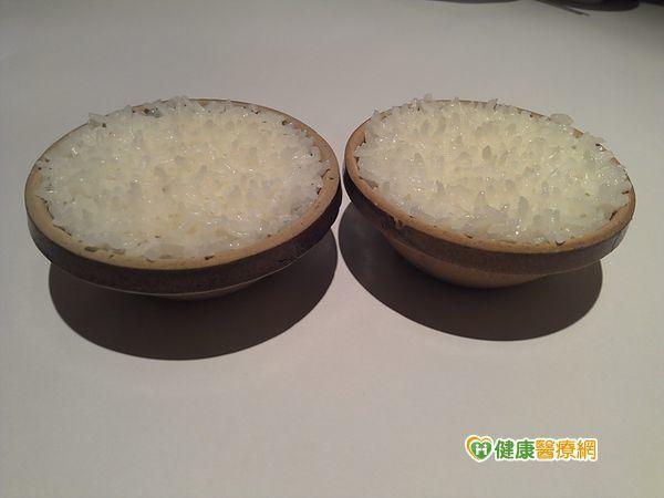 米飯轉換成抗性澱粉 熱量可減少六成