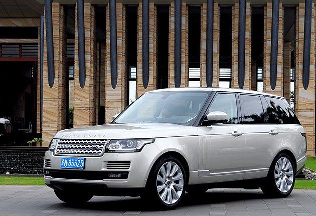 第四代Range Rover風阻係數低至0.34。 蔡志宇