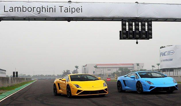 2013 Lamborghini Gallardo Track Day今年為第二...