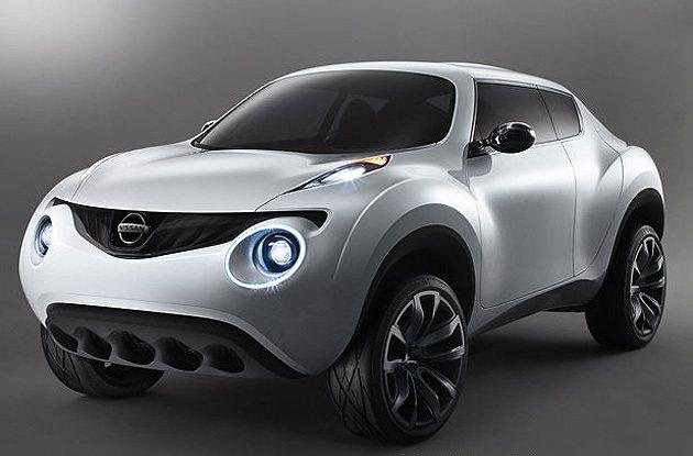 Nissan Qazana概念車 Nissan