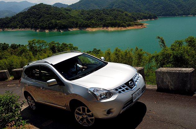 Nissan Rogue 2WD入門價格相當國產化。 蔡志宇