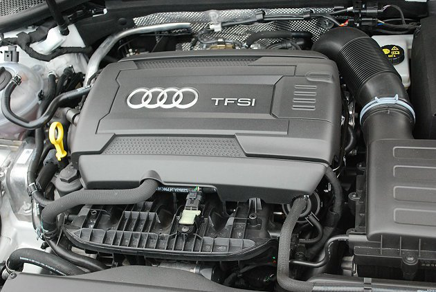 2.0 TDI柴油引擎。 記者趙惠群/攝影