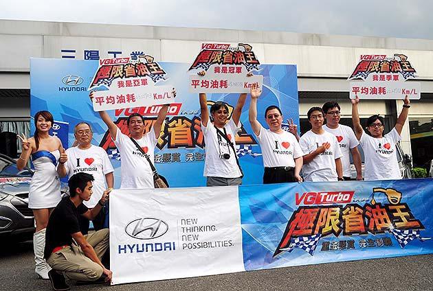 最後一般車主也跑出相當不錯的成績。 蔡志宇