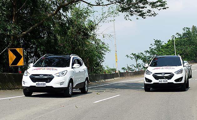 一般道路的行駛也必須小心。 蔡志宇