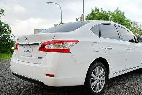 性能節能與奢華並進 Nissan Sentra搶先試駕