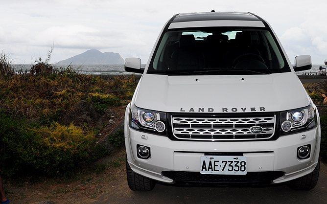 Freelander 2的外型越來越朝著Range Rover靠龍。 蔡志宇