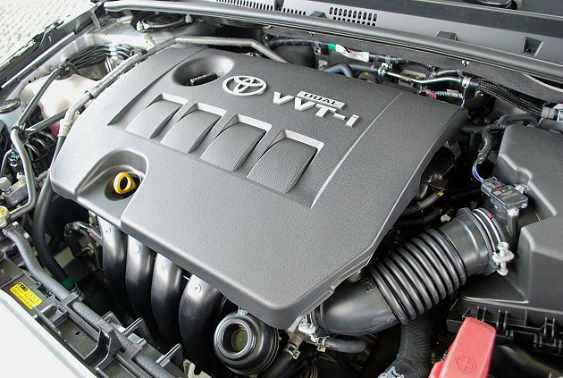 採單一動力配置1.8升汽油引擎結合雙連續可變汽門正時,加速平順且有顯著的省油性。...