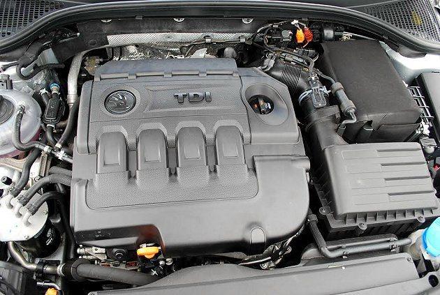 台灣總代理導入的車型搭載的是1.6 TDI渦輪增壓柴油引擎。 記者趙惠群/攝影