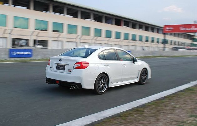 WRX與WRX STI車身剛性明顯比上一代Imperza WRX強化。 記者趙惠...