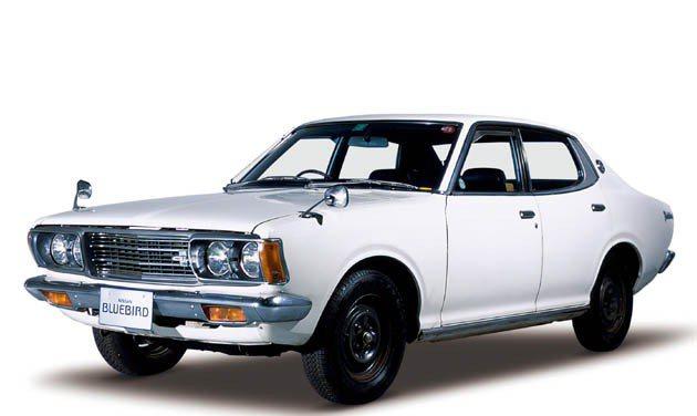 1975年Bluebird U1600GL Nissan