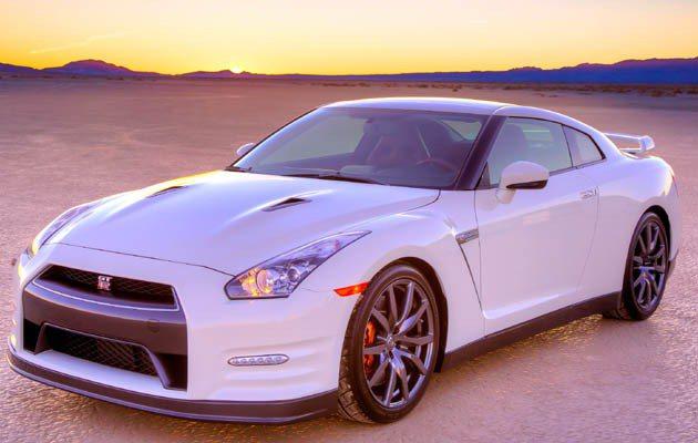 Nissan GT-R新世代。