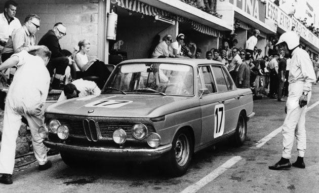 BMW_1800參加1964年24小時Spa_Francorchamps耐力賽 BMW