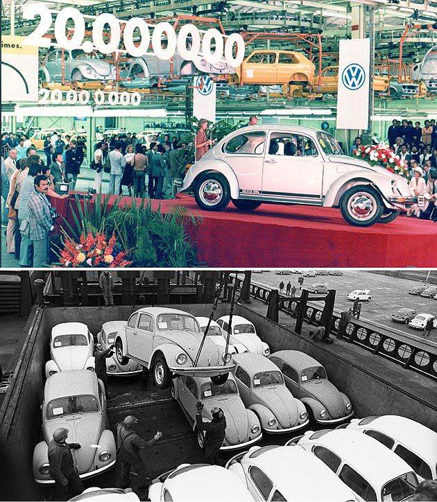 Beetle全球熱銷 Volkswagen