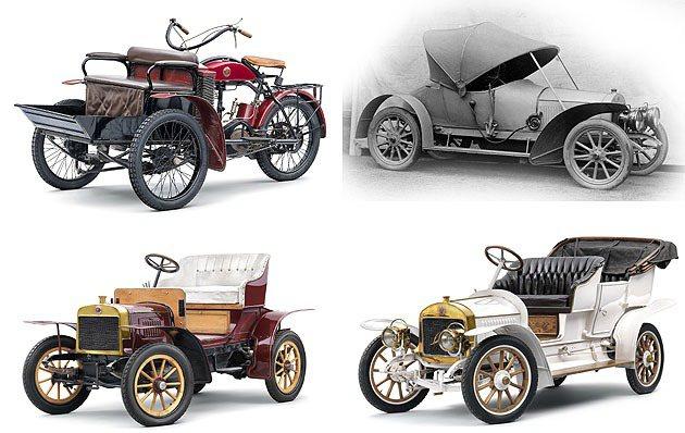1906年的LK產品。 Skoda