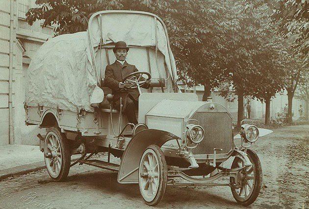 1916年之前生產過40部的多用途車L_K_FDL。 Skoda