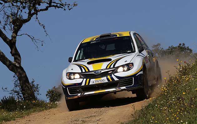 Subaru Rally的形象深植車迷的心。
