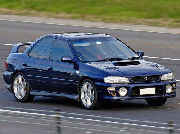 Impreza Subaru