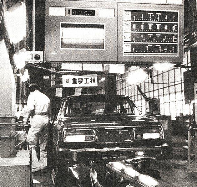 豐田英二當年創下的看板式管理迄今仍為企業管理界人士奉為圭臬。 Lexus