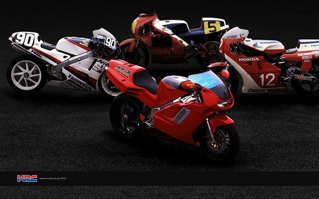 本田車隊曾參加世界摩托車錦標賽(Moto GP),並拿下125級的單站冠軍。 H...