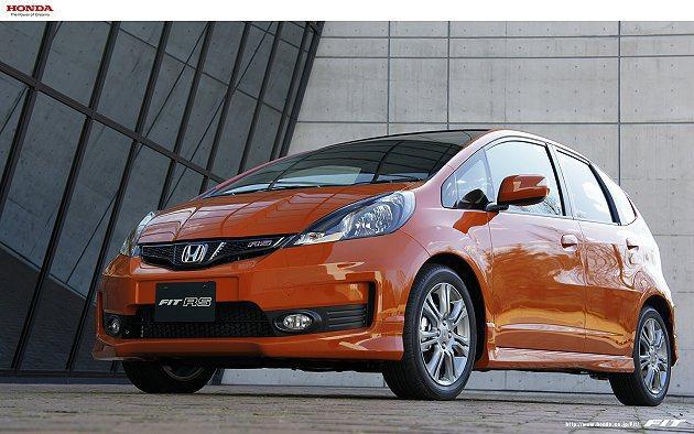 FIT也是本田的核心車款。 Honda