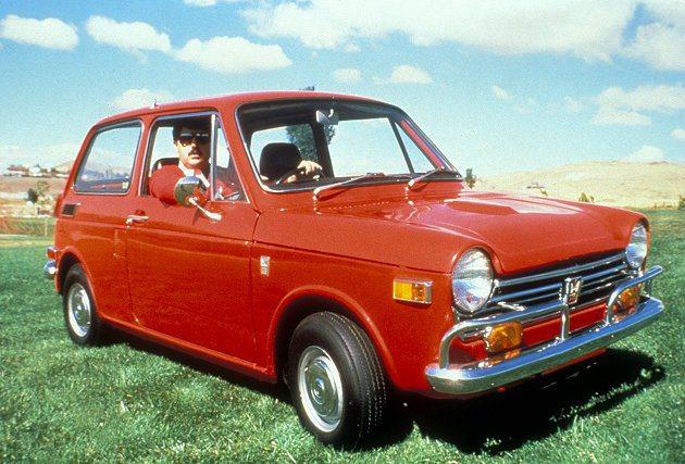 N360後來以N600之名銷到海外市場。 Honda