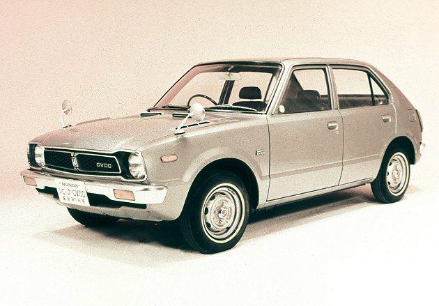 Civic最能看到本田的原創精神。 Honda