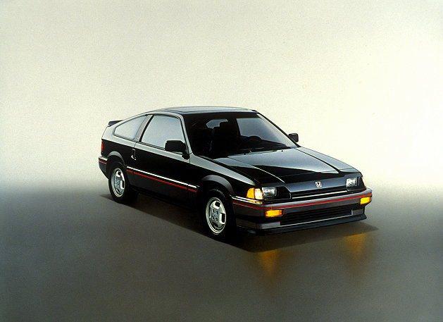 Civic三門掀背車。 Honda